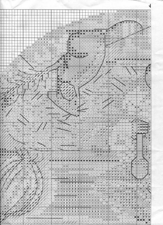 Вышивка домовой хранитель очага схема 58
