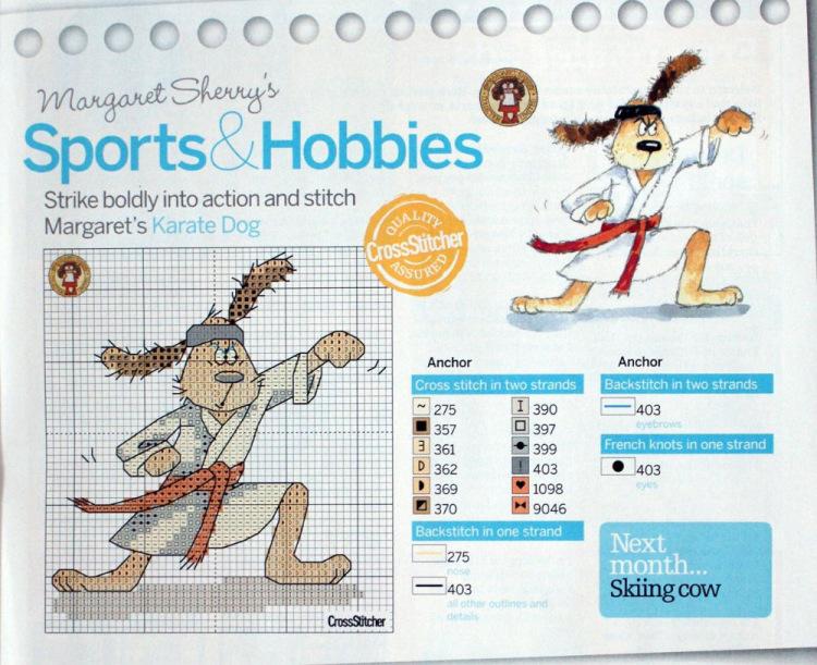 Спорт схема для вышивки