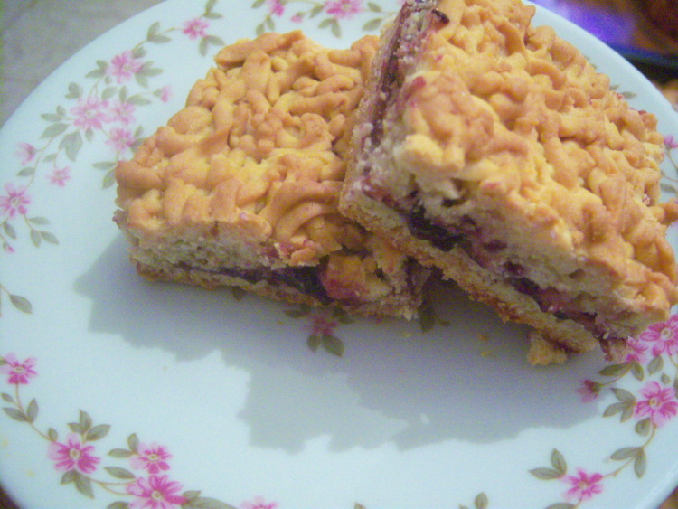 Кудрявый пирог рецепт