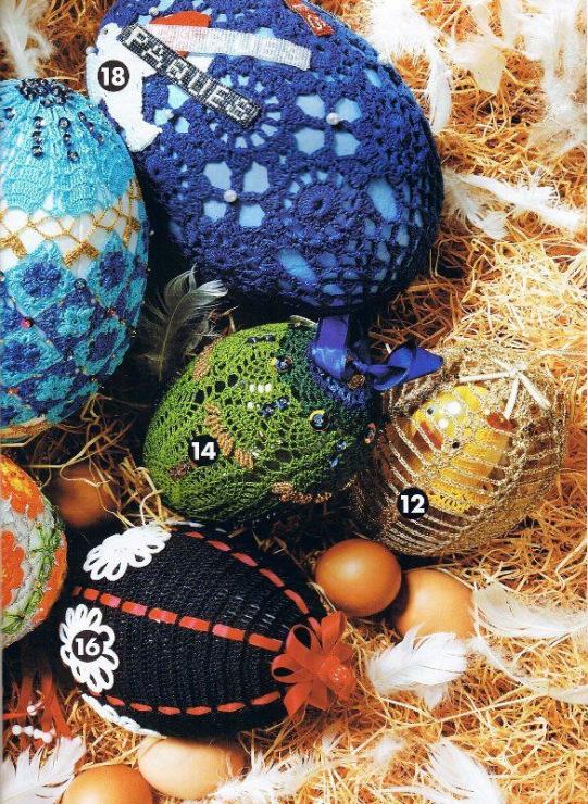 Как пасха связана с яйцом