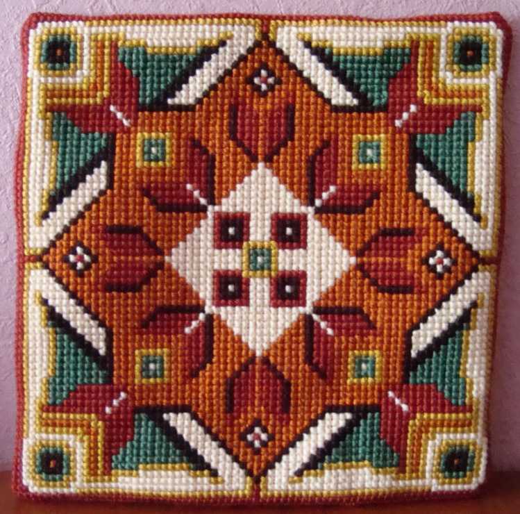 Вышивание крестом, русский крест, болгарский крест вышивка