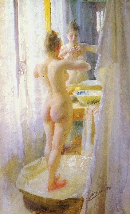 фото обнаженных натуршиц купаюшие в бани