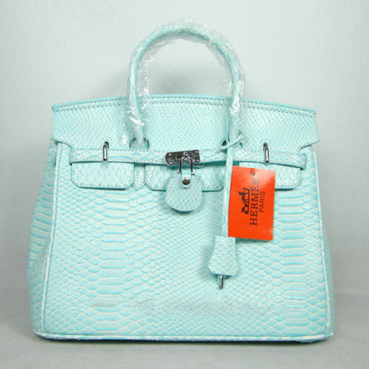 Архив: Сумка эко кожа голубая Celine Hermes Chanel: 550