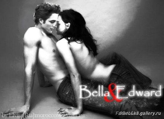 картинки секс белла и эдвард