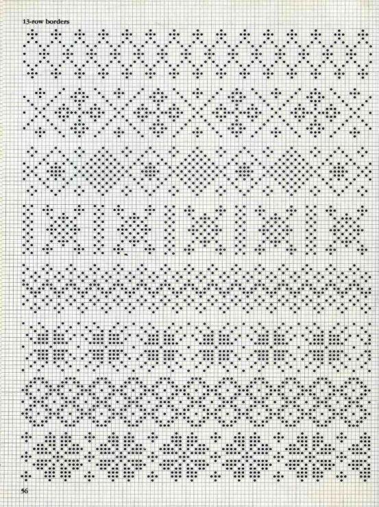 Норвежские узоры для вязания спицами схемы жаккардовые узоры 79