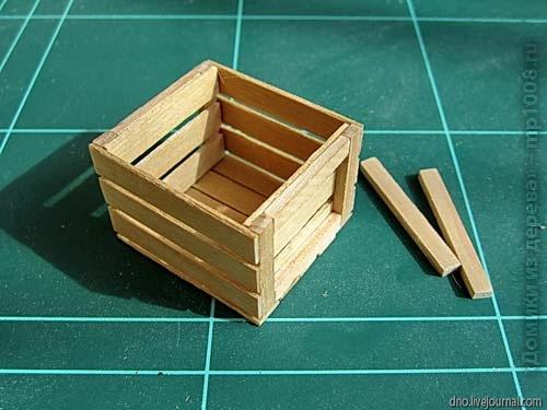 Ящик из досок как сделать 733