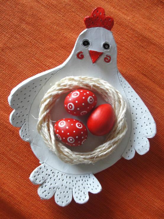 Пасхальные поделки своими руками яйца