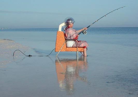 чего необходима любому рыбаку