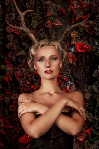 Студийный фотограф Nika Linde - Москва