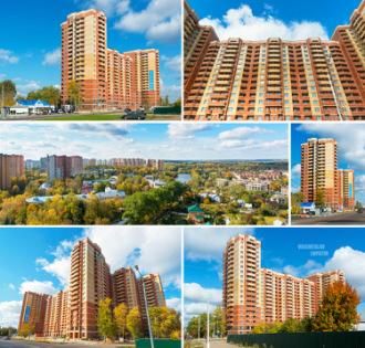 Архитектурный фотограф Вячеслав Лопатин - Москва